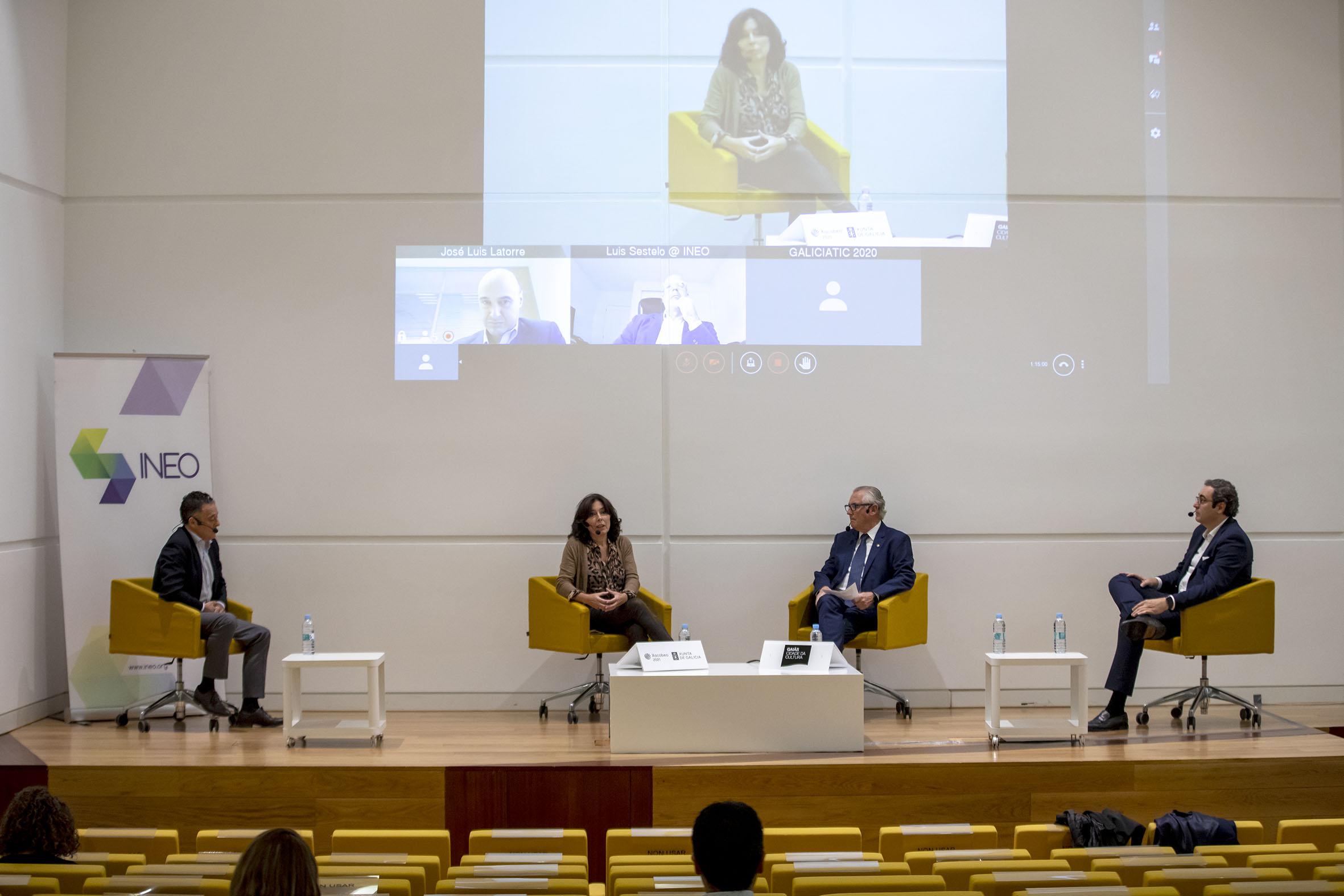 Presentación Galicia TIC